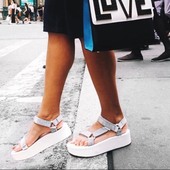 Teva Shoes | Teva Universal Silverwhite